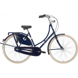 "Excelsior Luxus ND TB 28"" 3V Shimano Nexus contropedale, True Blue"