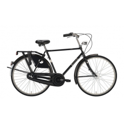 """Excelsior Luxus ND TB 28"""" 3V Shimano Nexus contropedale, Nera"""