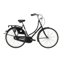 """Excelsior Luxus ND TB 2018 28"""" 3V Shimano Nexus contropedale, Nera"""