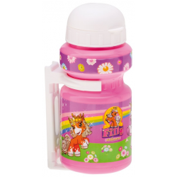Borraccia Filly Unicorn 300 ml con portaborraccia