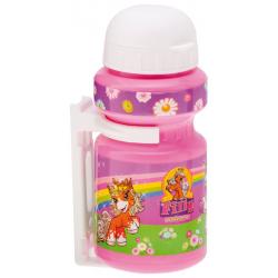 Borraccia Filly Unicorn 300 ml con portaborraccia
