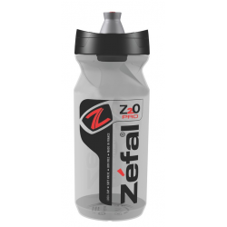 Borraccia Zefal Z2O Pro 65 650ml, trasparente