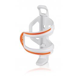 Portaborraccia XLC Sidecage bianco/arancio