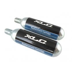 XLC Set di cartucce di ricambio per PU-X04, 2 x 16 g