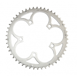 Corona CAMPAGNOLO® Record™ 10V CT 50x34 denti FC-RE250 - R1235150