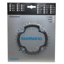 Corona SHIMANO 32 denti, nero, LK 4x104mm p. FC-M 770-10