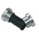 Set di calotte STRONGLIGHT MTB Sram/Truvativ compatibile, sfere standard, argento