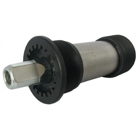 Movimento centrale Stronglight JP 401 perno quadro JIS 120mm calotta BSC Plastik