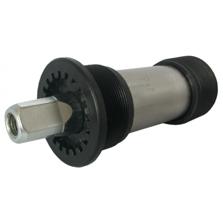 Movimento centrale Stronglight JP 403 perno quadro JIS 127mm calotta BSC Plastik