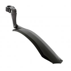 """HEBIE Parafango Viper X 0726E mod. 2015, colore nero, 24""""-29"""", per reggisella"""