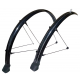 "Set parafanghi Stronglight Tour 28"", 54mm nero"