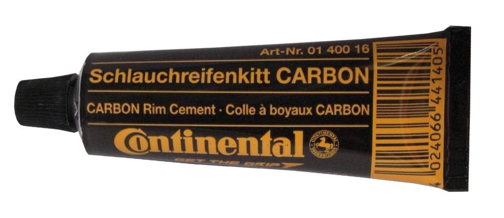 Mastice per tubolari Continental tubetto 25 grammi, per cerchio in carbonio