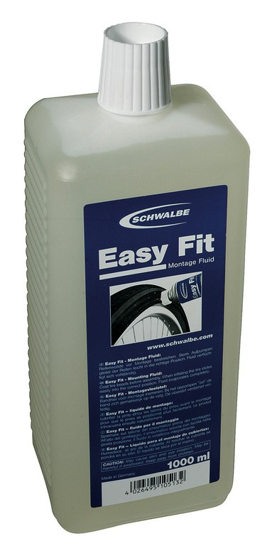 fluido p.mont.botti. d.ricarico,1000ml Schwalbe Easy Fit