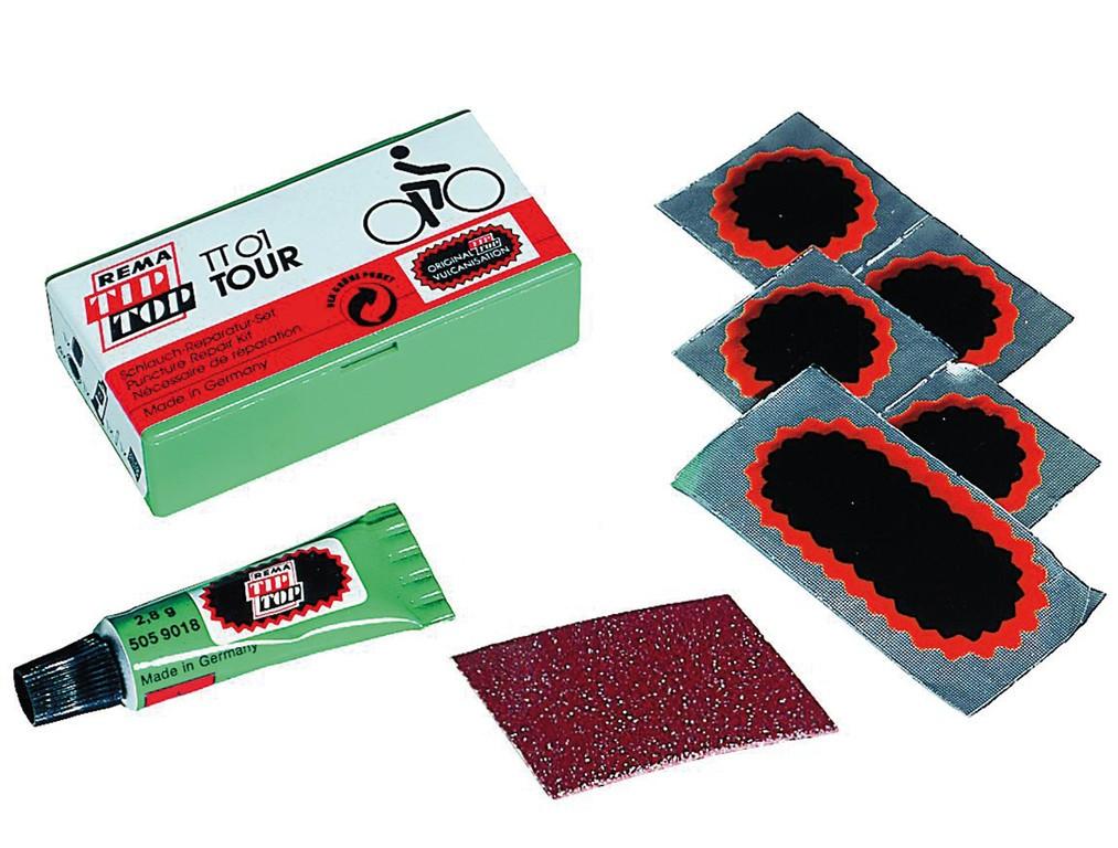 Set riparazioni Tip Top TT01 Bicicletta