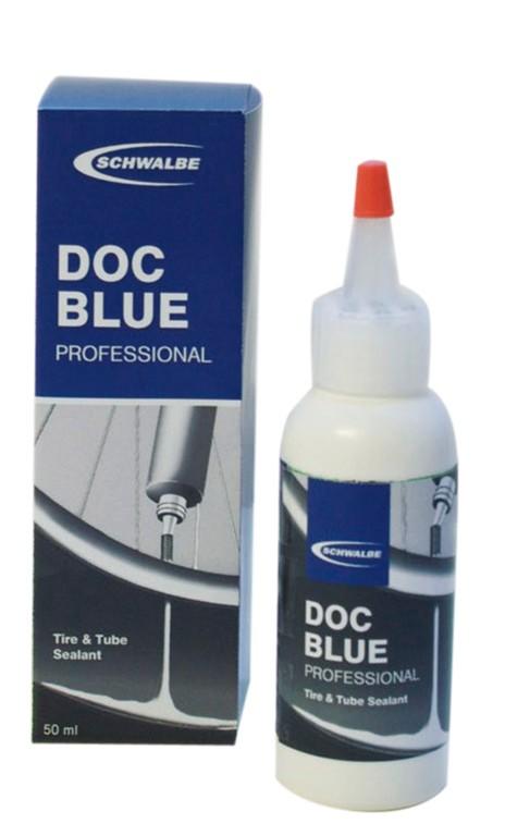 Gel protezione contro le forature Schwalbe Doc Blue 3710 Professional, bottiglia 60 ml