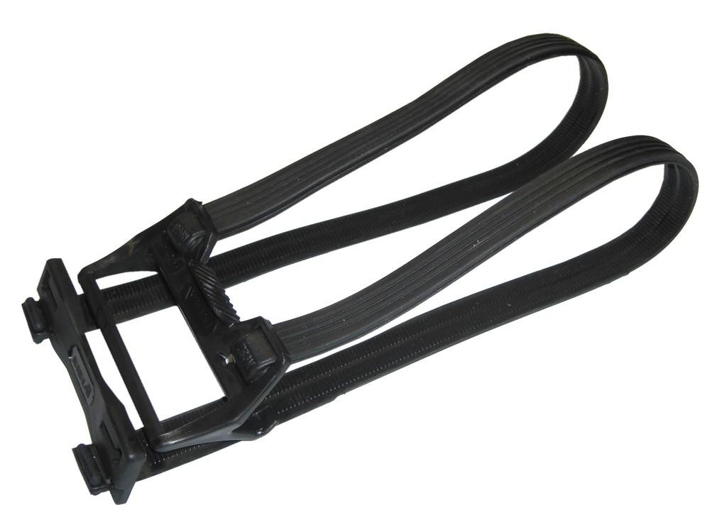 Cinghia elastica 450 mm, nero