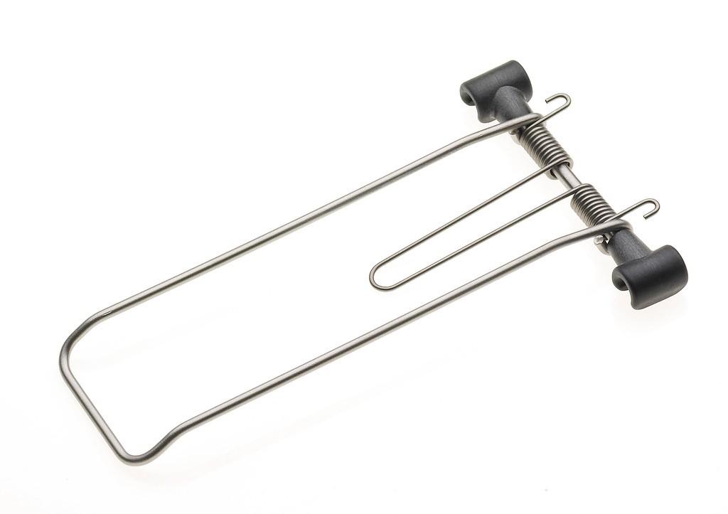 Ribalta ferma-oggetti Racktime Clampit per modelli I-Valo