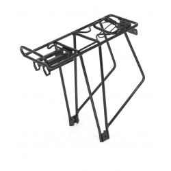 """Portapacchi alluminio XLC RP-R08 nero, 24-28"""""""