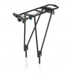 """Portapacchi aluminio XLC RP-R9 nero, 26"""" -28"""""""