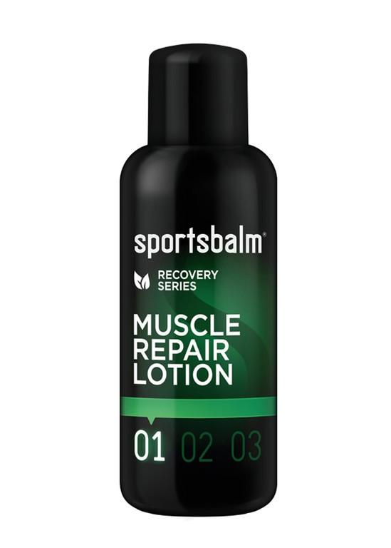 Lozione Sportsbalm Muscle Repair 200ml, lozione rinfrescante