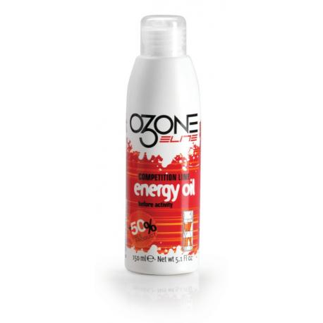Elite Ozon Energizing Oil spray olio, effetto energizzante