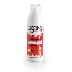 Elite ozon Pre-Cpmpetition Warm-Up spray olio 100 ml, riscaldante