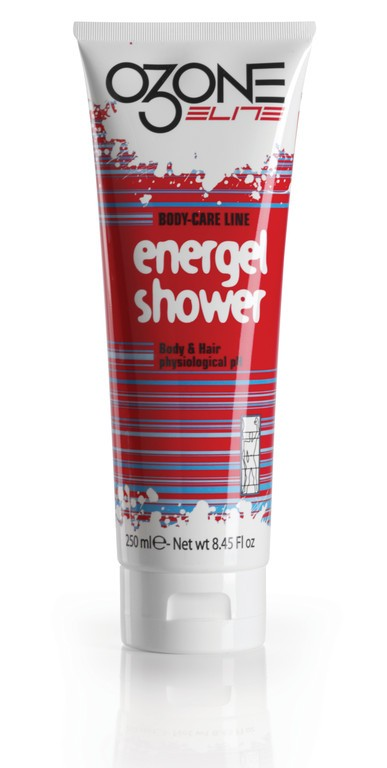 Elite Ozon Energel per la doccia tubetto, 250 ml