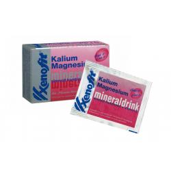 Xenofit bevanda potassio + magnesio + vitamina C, 20 buste da 150 ml
