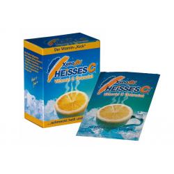 Heißes Vitamina C, 10 buste monodose, 200 ml