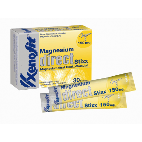 Magnesio direct Stixx Xenofit 30 bustine da 1,66g