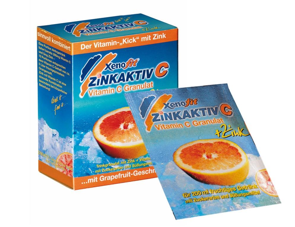 zinco attivo C 10 buste monodose 200 ml