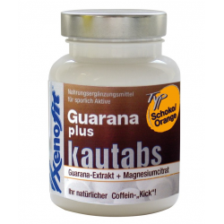 Guarana plus Xenofit Lattina c. 40 pastiglie d.masticare