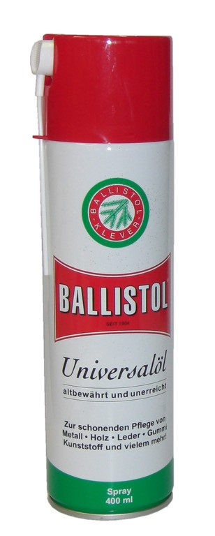 Olio universale Balistol Spray di 400ml