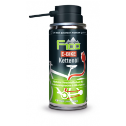 Olio per catene F100 E-Bike 100ml, bomboletta spray