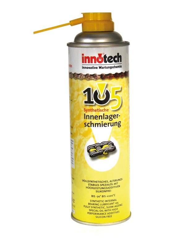 Fluido catena High Tech 105 Innotech 500 ml confezione da officina