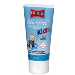 Antizanzare Ballistol Stichfrei Kids tubetto da 30ml