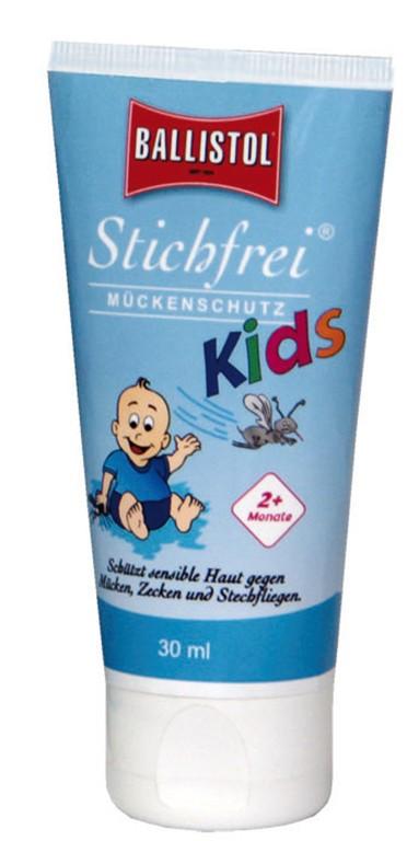 Antizanzare Ballistol Stichfrei Kids tubetto da 30ml