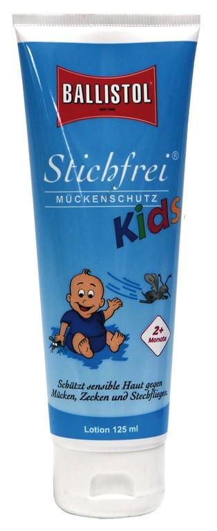 Antizanzare Ballistol Stichfrei Kids dispenser da 125ml