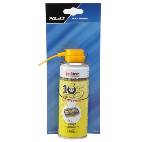Fluido per catena High Tech 105 Innotech Bomboletta spray 200 ml (su cartonXLC)