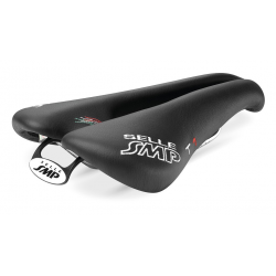 Sella Selle SMP Triathlon T1 nero, Uni, 257x164mm, ca. 375g