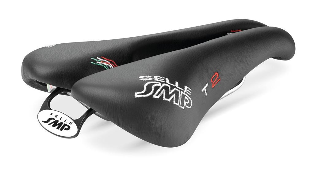 Sella Selle SMP Triathlon T2 nero, Uni, 260x156mm, ca. 375g