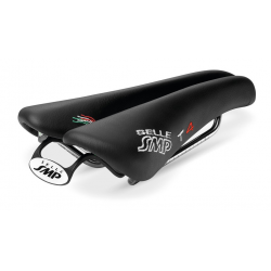 Sella Selle SMP Triathlon T4 nero, Uni, 246x135mm, ca. 295g