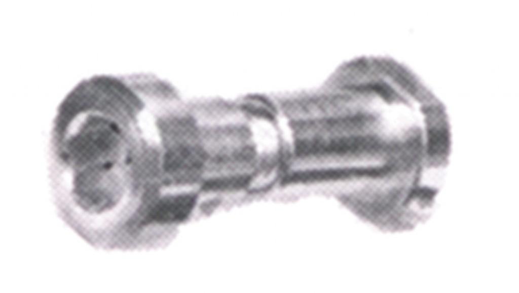 bullone di serraggio M6x25 cromo
