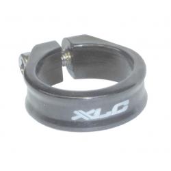 XLC morsetto reggisella PC-B01 Ø31,6mm,color titanio,con vite a brugola