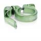 Collarino XLC PC-L04 Ø 34,9 mm verde/limone con sg. rapido