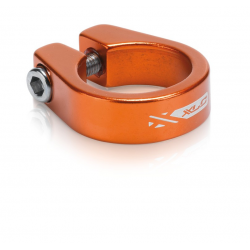 Collarino XLC PC-B05 Ø 31,8 mm arancio