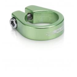 Collarino XLC PC-B05 Ø 31,8 mm verde limone