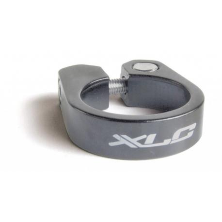 XLC morsetto reggisella PC-B05 Ø 34,9mm,color titanio,cn vite a brugola