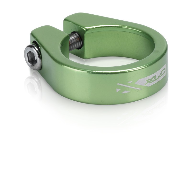 Collarino XLC PC-B05 Ø 34,9 mm verde limone