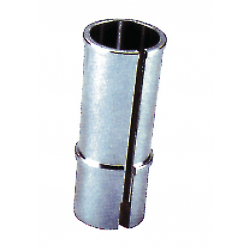 bussola di caLBSratura p.il tubo reggis. da Ø 25,4 a Ø 26,4-28,0mm